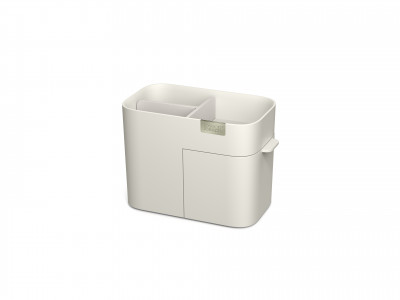 Viva Compact cosmetic organiser with drawer - Shell