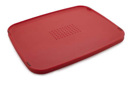 Duo Multi-function Chopping Board - Red