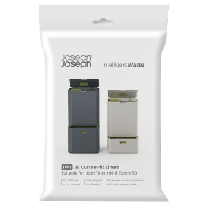 24-36 Litre General waste liners (20 Pack)