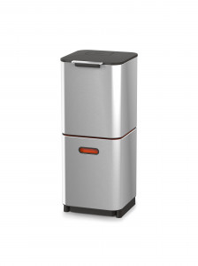 Totem Compact 40-litre - Stainless Steel