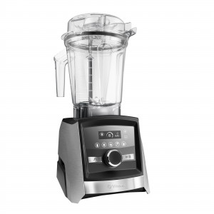 ASCENT® Series A3500i High-Performance Blender - Brushed Stainless