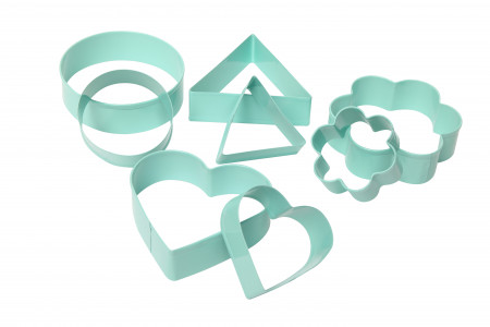 Cookie Cutters 8Pieces